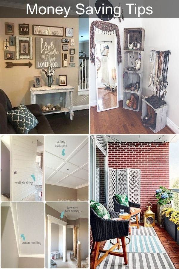 Decorating Your Home On A Budget Simple And Cheap Interior Design Ideas Cool Cheap House Ideas Cheap Interior Design Home Home Decor