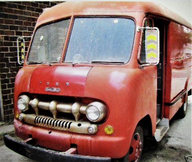 1950 ford step van bread sleds step van ford trucks. Black Bedroom Furniture Sets. Home Design Ideas