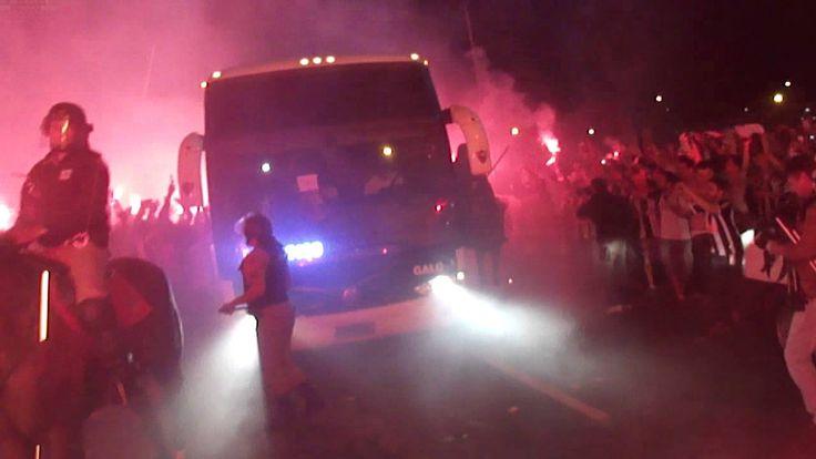 Rua de Fogo - Final Libertadores 2013 - Galo 2 x 0 Olimpia