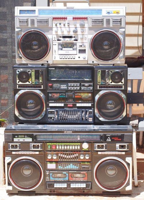 43 best 80 39 s 90 39 s boom box radio images on pinterest. Black Bedroom Furniture Sets. Home Design Ideas