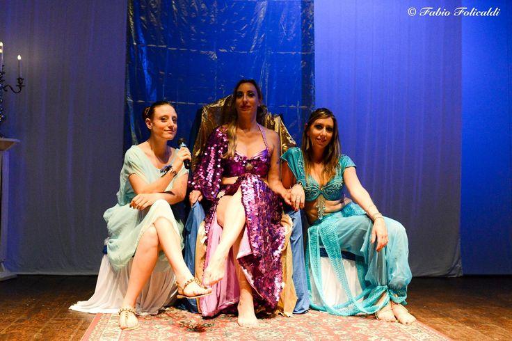 """©Fabio Folicaldi - Teatro Bolognini di Pistoia: """"Le Mille e una Notte: Sherazade?"""""""