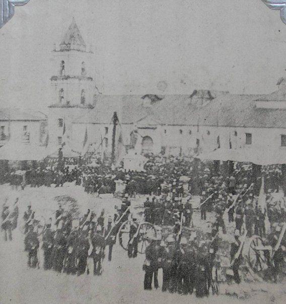 1878, Iglesia San Francisco - Bogotá, Colombia