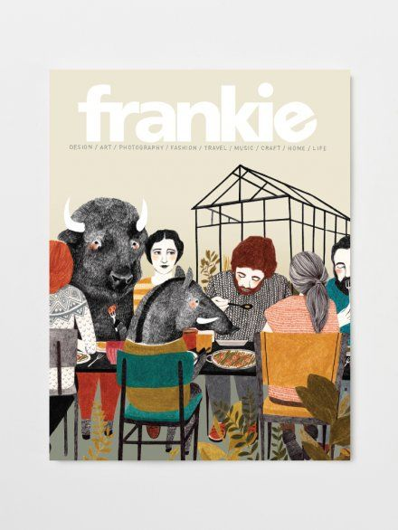 frankie issue 58 (current issue) : frankie press, frankie magazine, Smith Journal