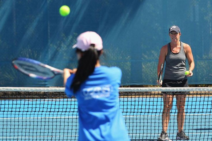 Fun, challenging drills can greatly accelerate a player's improvement. Here are the best #tennis drills for beginners, intermediates, and advanced players.