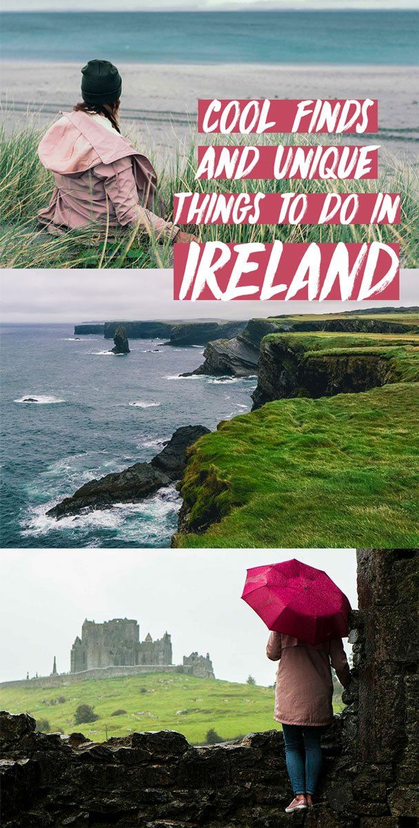 cool finds and unique things to do in Ireland