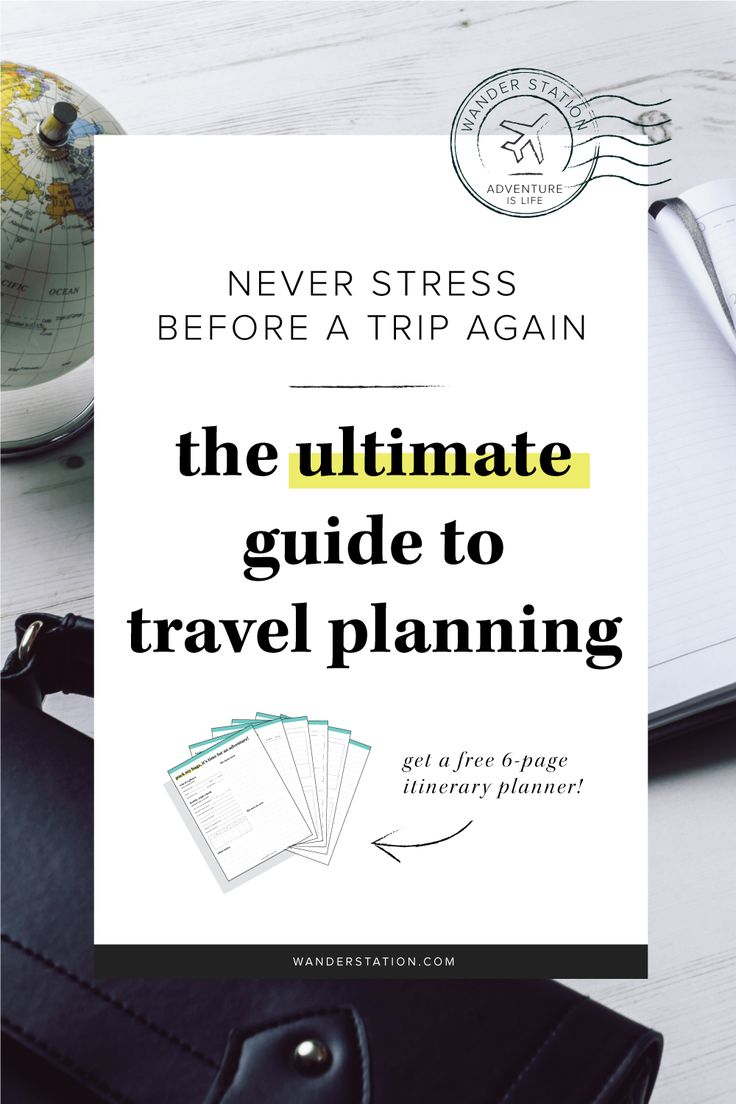 Planning a trip can be pretty daunting, especially when you are running low on time. That's why I have put together the ultimate guide to help you figure out your travel itinerary so you don't have to spend time mindless reading forums on what you should do. PLUS, get a free 6-page printable and fillable itinerary planner as you plan!