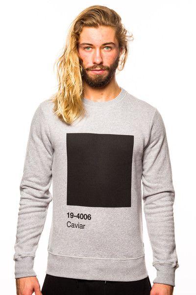 Pantone Printed Sweatshirt