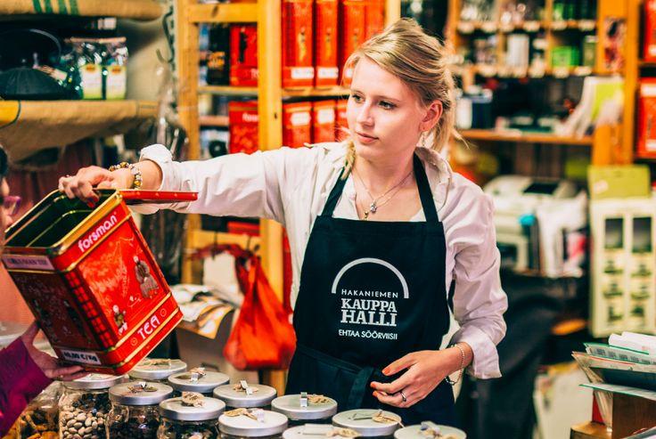 Kulinarische Highlights in der Markthalle Hakaniemi in der finnischen Hauptstadt,  @ Jussi Hellsten/ Visit Helsinki -  http://www.nordicmarketing.de/markthalle-hakaniemi/