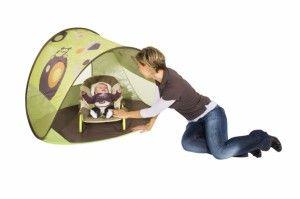 Avis de My LittleBird le blog sur la tente Anti-UV Babymoov