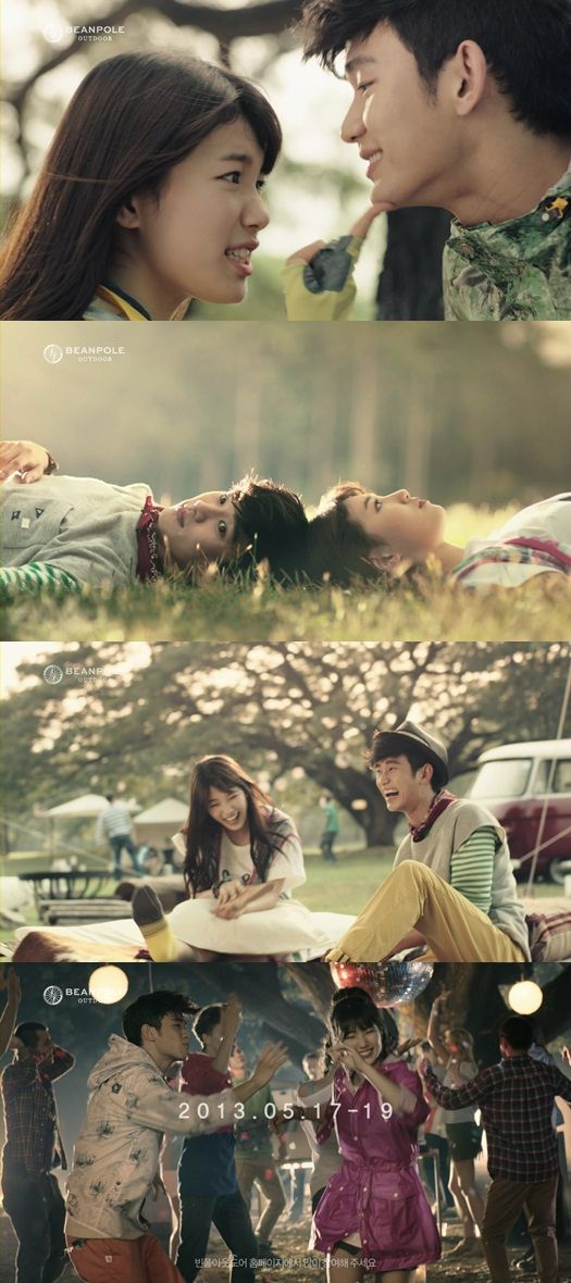 miss A's Suzy and Kim Soo Hyun have perfect chemistry for 'Bean Pole'
