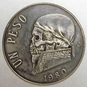 John Hughey - Mexican Peso 'Dia de los Muertos