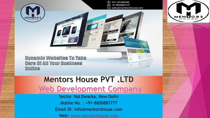 Website Development Company - Website Development Services  If you are looking…