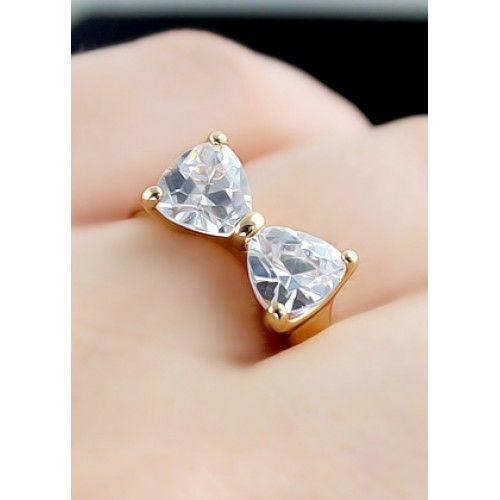 Gold Diamond Bow Ring Price BD 6 500 rings jewelry