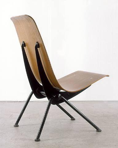 Jean Prouvé | Antony Chair (designed in 1950 for the Cite Universitaire Antony, near Paris)