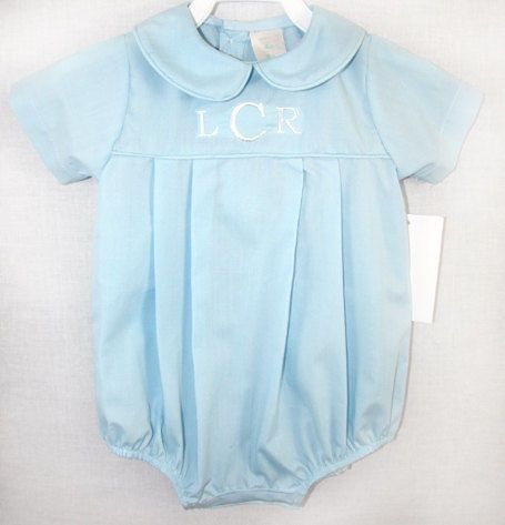 291967- Baby Boy Clothes - Boy Bubble - Baby Clothes - Baby Boy Coming Home Outfit - Baby Boy Easter Outfit - Newborn Boy Coming Home Outfit - product image