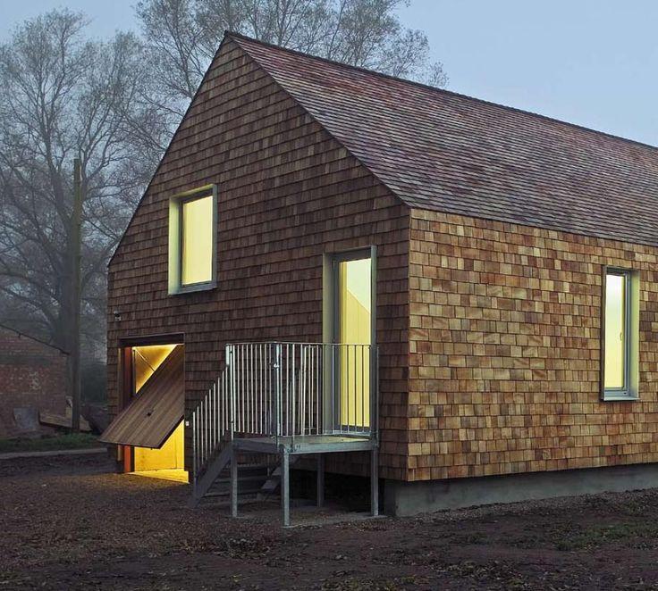 Modern House Siding Ideas: 1000+ Ideas About Cedar Shingles On Pinterest