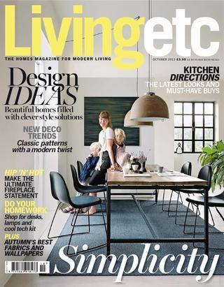 Living etc october 2013 /setissue.com/
