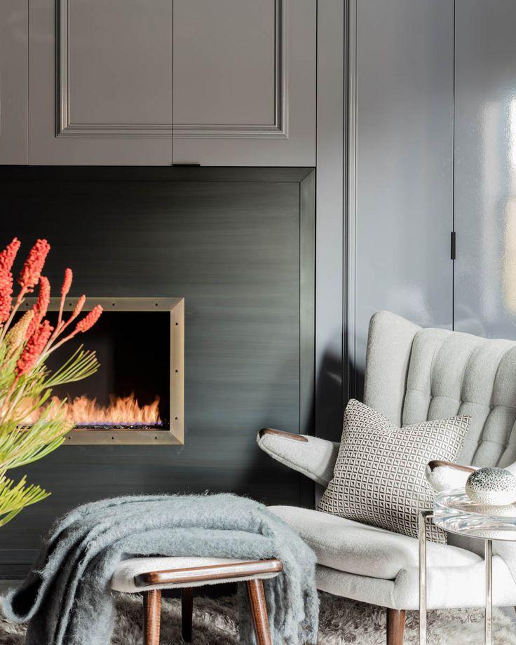 Beacon Street Residence Elms Interior Design