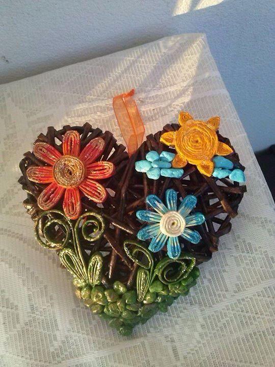 fiori cuore