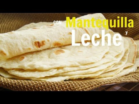 Tortillas de harina de trigo - 3 ingredientes | Sin levadura, sin horno | Listas en 30 minutos - YouTube