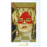 Il volto di Mae West, 1934-35 By Salvador Dali: Category: Art Currency: GBP Price: GBP27.00 Retail Price: 27.00 Surrealism Green Portrait…
