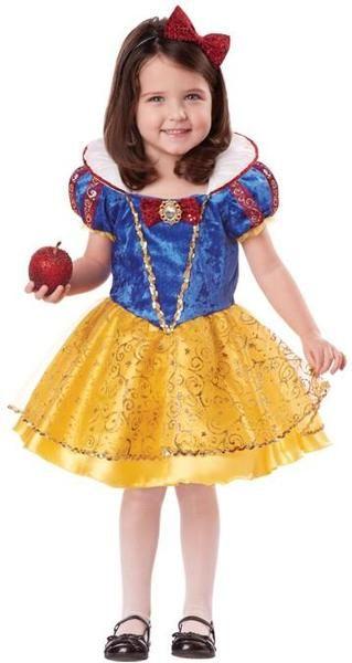Toddler Snow White Deluxe Costume Snow White Costumes Snow White