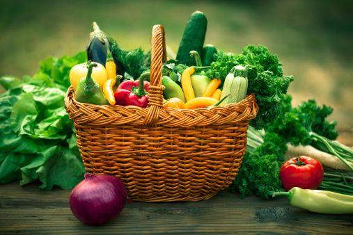 Le verdure del nostro orto pronte per preparare i nostri piatti