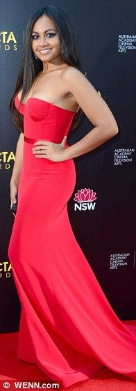 Jessica Mauboy - Aboriginal singer and superstar her voice is ridiculous !!!