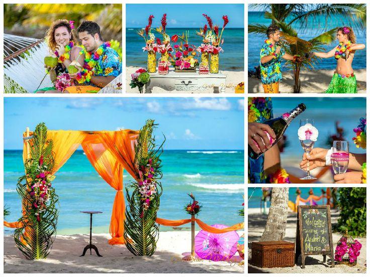 Яркая, необычная, харизматичная тропическая свадьба Андрея и Марии прошла на нашем маленьком уютном пляже Колибри. Ребята признались нам, что именно о такой свадьбе они мечтали ЦЕЛЫЙ ГОД! НЕ жди так долго! Закажи свой свадьбу в Доминикане уже сейчас! Пишите нашему менеджеру и он ответит на все ваши вопросы! менеджер Caribbean Wedding