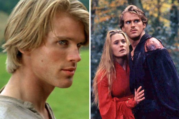 """For Everyone Who Is In Love With Westley From """"The Princess Bride"""""""