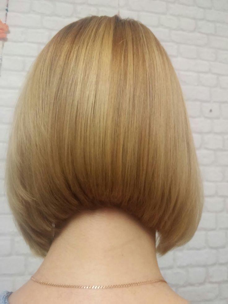 Пшеничный блонд. Мультитональное окрашивание в технике 3D