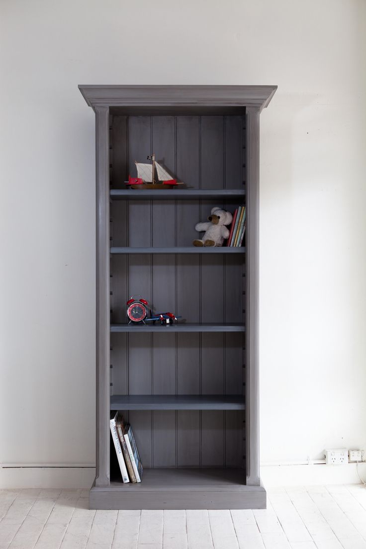 Grey is the new black, makes all your books look smarter and even more stylish!!