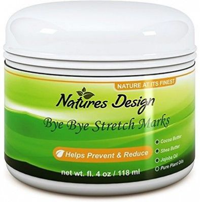 cool Effective Stretch Mark and Scar Fading Cream - Reduces Pregnancy Stretch Marks - For Sale