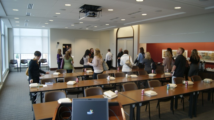 Oh Law Firm >> Husch Blackwell conference/training room | Law Firm Visits ...