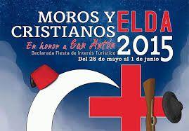 Moros y Cristianos Elda - 2015