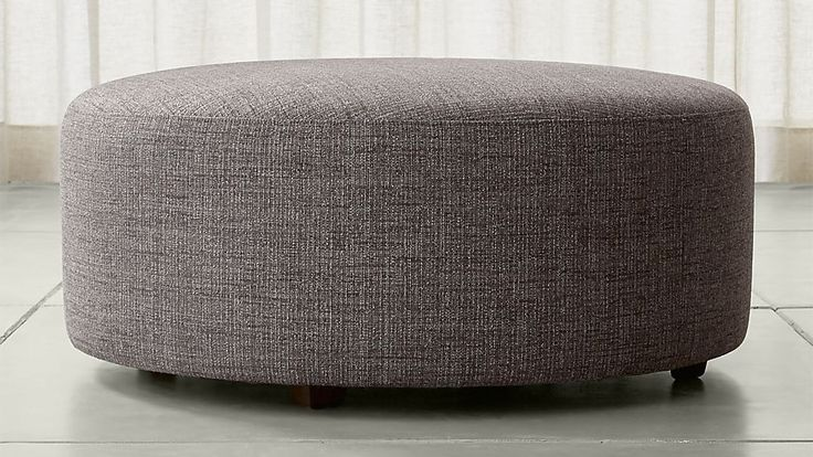 1000 ideas about cocktail ottoman on pinterest ottomans for Cocktail tables crate and barrel