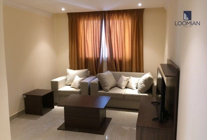 1 Bed Room Fully Furnished Apartment Ref Loomian 786238 Propertyfinder Qa Fully Furnished Apartments Furnished Apartment Apartment