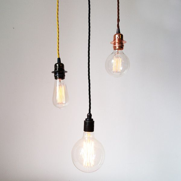 THE PRODUCT Elegant and simple, this long-lasting bulb will add an industrial feel to any room in your home. Instantly adds a cosy atmosphere to any space. The