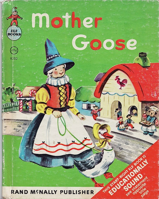 The Illustrated Mum Book Cover : Best poetry genres mother goose and nursery rhymes