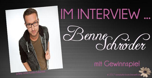 Katis-Buecherwelt: [INTERVIEW] Im Interview mit Benne Schröder  + Gew...
