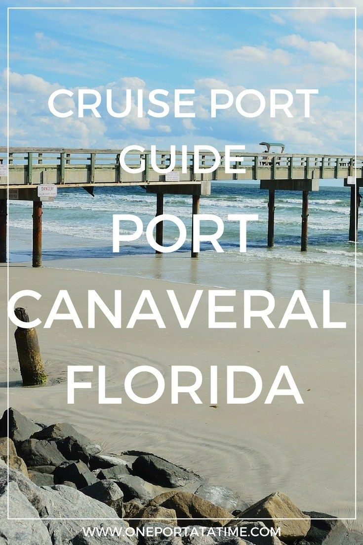 "Cruising from Port Canaveral, Florida? Check out our port guide about how to make the most of your pre or post-cruise stay. The guide includes attractions, tours/excursions, cruise parking, transportation options, and hotels with ""stay and cruise"" parking packages.  #cruise #cruiseport #portcanaveral #florida #unitedstates  #cruiseportguide"