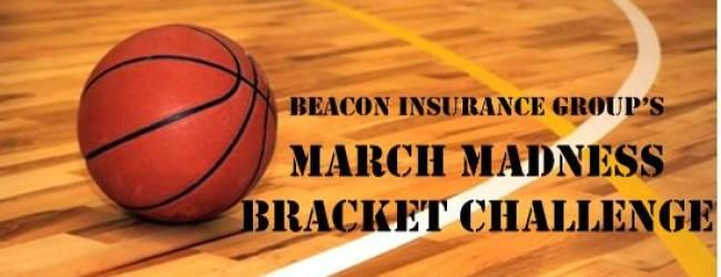 Join Beacon Insurance Group in their March Madness Bracket Challenge!