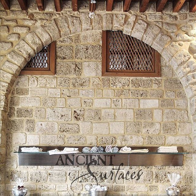 Vintage Stone Walls : Best images about antique stone wall cladding veneers