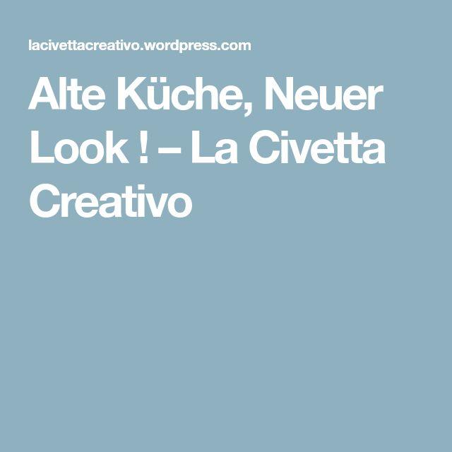 Die besten 25+ Alte küche Ideen auf Pinterest | Alte küche ...