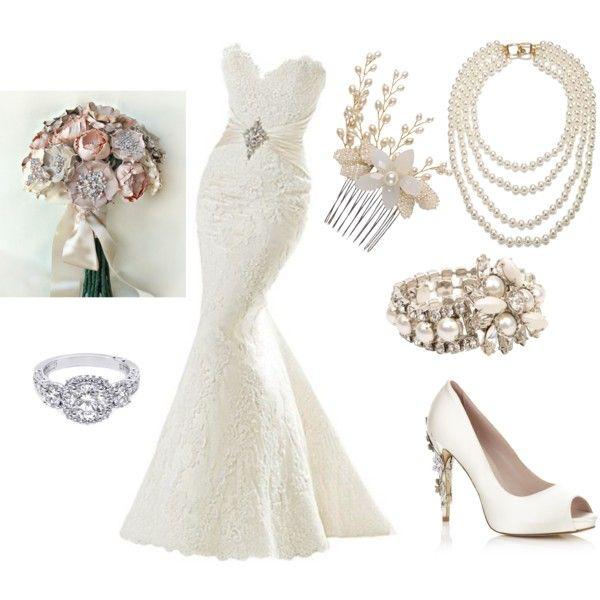 """Bride #2"" by jessiehlavin on Polyvore"