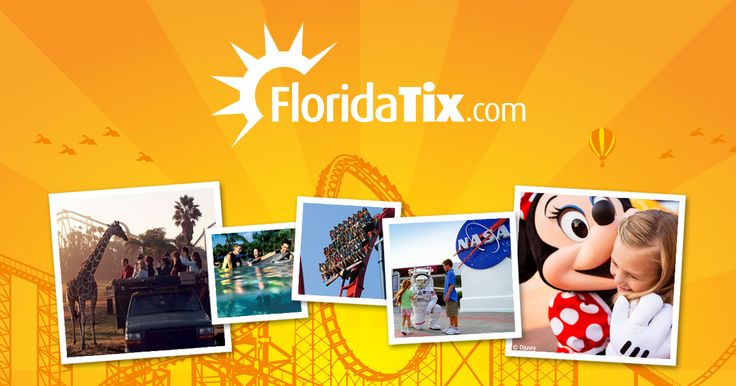Book your Florida tickets with FloridaTix! We offer low prices, free delivery and £10 deposits on all our Orlando park tickets. Price match guarantee