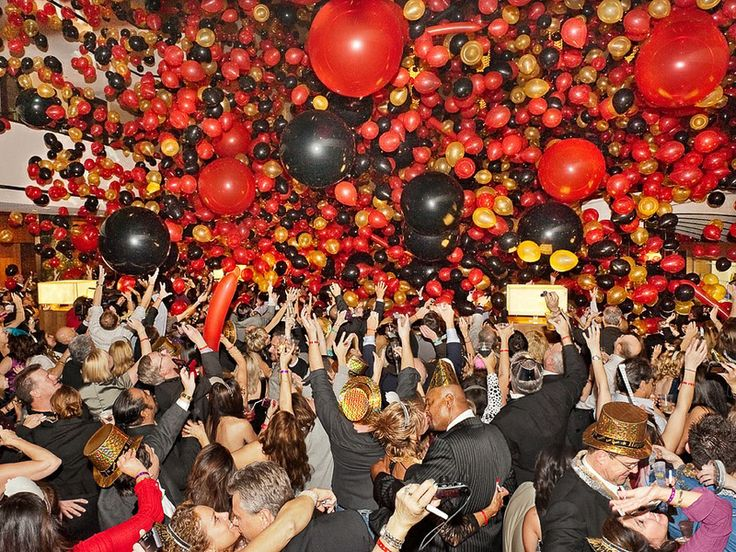 Party on! Procrastinator's Guide to New Year's Eve celebrations