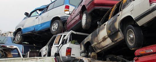 Remember, it's never too late to discard a scrap car. So, it does not matter in what state your auto is, you can still get rid of it.