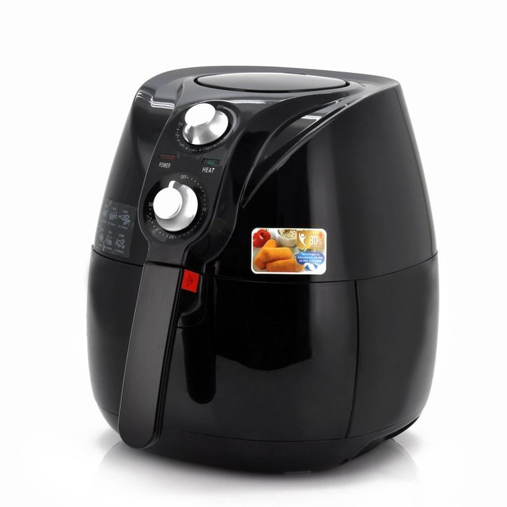 Air Fryer - 800g Capacity, No Oil Required, Healthy