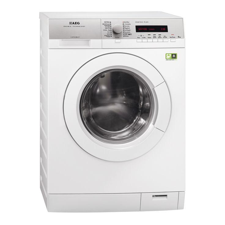 AEG L79485FL Lavamat Weiß Waschvollautomat, A+++, 8kg, 1400 U/min